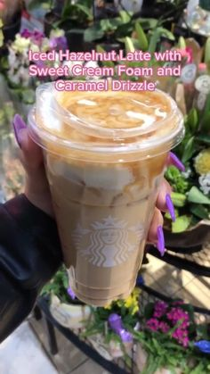 Bebidas Do Starbucks, Healthy Starbucks Drinks, Yummy Drinks, Starbucks Frappe Recipe, Healthy Coffee Drinks, Smoothie Drinks, Smoothie Recipes, Smoothies, Starbucks Secret Menu Drinks