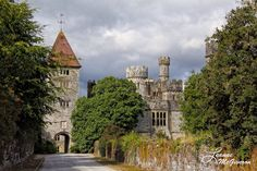 Lismore Castle, Co. Waterford