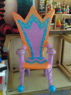 """King's Chair"" by Svetlana Akler"