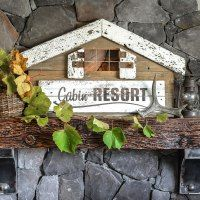 http://www.funkyjunkinteriors.net/2015/10/reclaimed-wood-stencilled-sign-for-a-fall-mantel-cabin-resort-funky-junks-old-sign-stencils.html