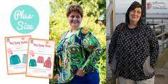 Pattern Big lady Leana Mialuna Farbenmix