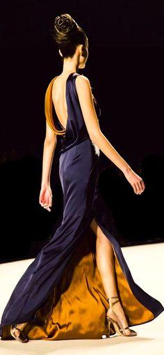 Carolina Herrera. #Styleinspiration #EveningDresses #TheAmandaFerriShowroom