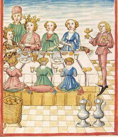 Pontus und Sidonia — Stuttgart (?) - Werkstatt Ludwig Henfflin,  um 1475  Cod. Pal. germ. 142  Folio 68v