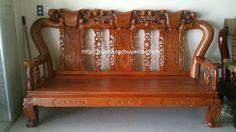 bàn ghế gỗ gõ đỏ - đồ gỗ chuyền lộc