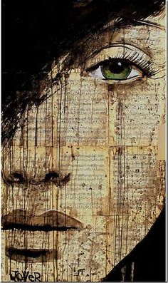 Loui Jover Ink Drawings