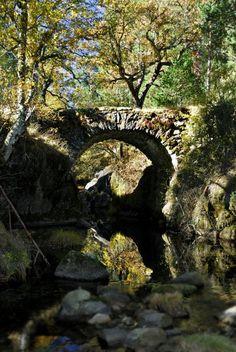 Foto sobre Río Lozoya  de Eugenio Sanchez Belchi - Rascafría - 428064