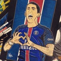 ♥ Paris Saint Germain Fc, Psg, Saints, Comic Books, Football, Baseball Cards, Comics, Soccer, Futbol