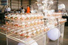 Big Brothers Big Sisters Fly Away Bash 2016 - The Event Group - Pittsburgh Corporate Event Planner - Fundraiser - Salad Bubbles - Food Display - Apps