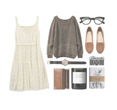 """He Was One Of The Thoughts Of The Universe, And The Universe Was A Thought Of His"" by sierrabrett44 ❤ liked on Polyvore featuring Mulberry, Byredo, Shinola and H&M"