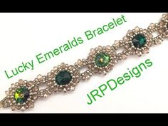 Lucky Emeralds Bracelet - YouTube