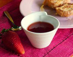 Gelée de fraises anti-gaspillage