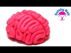 Polymer Clay Tutorial: Brain Kawaii DIY - YouTube