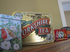 Yorkshire Tea tin
