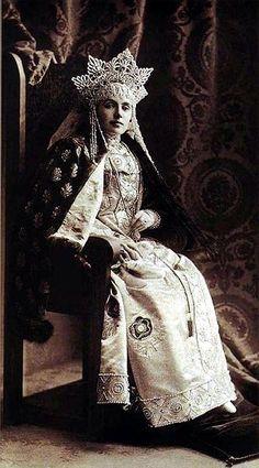 Костюмированный бал 1903 года. Обсуждение на LiveInternet - Российский Сервис Онлайн-Дневников