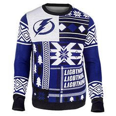 Tampa Bay Lightning Ugly Sweaters