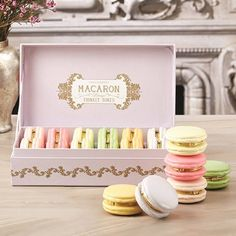 Posh Totty Designs Interiors Lemon Macaron Trinket Box ($11) ❤ liked on Polyvore featuring home, home decor, small item storage, macaron trinket box and macaroon trinket box