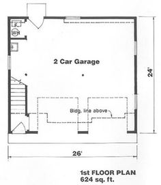 500 Square Feet Floor Plans