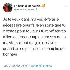 """La base d'un couple 😻 on Instagram: """"📍@labaseduncouple.fr #citation #citationdujour #citationtriste #citationamitié #citationcouple #citationamour #citations #amour #couple…"""""""