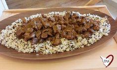 Vindaloo di maiale con riso long and wilde