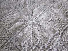 Ravelry: stephboozer's Alpaca Blanket