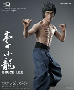Enterbay Bruce Lee figure