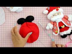 Oficina de Natal - Utilitários - Papai noel aula 02 - YouTube Christmas Crafts, Christmas Patterns, Reno, Make It Yourself, Youtube, Outfits, Papa Noel, Xmas, Elves