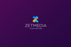Zetmedia • Letter Z Logo Template by @Graphicsauthor