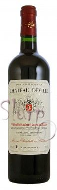 Chateau Deville Bordeaux Rouge 2009 - was £8.95, now £7.95! This fantastic wine has been by far our best-selling Bordeaux over the last few years and we don't think you'll find another one that's better value!