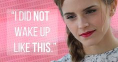 First, I forgot that I loved Emma Watson. 15 Of The Most Empowering Things Emma Watson Has Ever Said Emma Watson Frases, Emma Watson Quotes, Favorite Quotes, Best Quotes, Top Quotes, Lyric Quotes, Movie Quotes, Famous Quotes, Qoutes