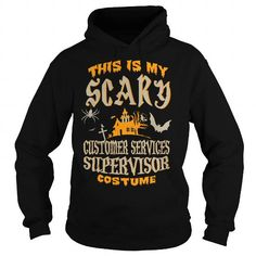 THE BEST CUSTOMER SERVICES SUPERVISOR GIFT ON HALLOWEEN T-SHIRTS, HOODIES, SWEATSHIRT (35.99$ ==► Shopping Now)