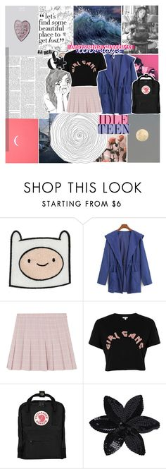 """""""I GUESS I HELD ON FOR TOO LONG"""" by unkingly ❤ liked on Polyvore featuring River Island, Fjällräven and ASOS"""
