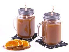 Orange Spiced Apple Cider recipe from Giada De Laurentiis via Food Network
