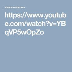 https://www.youtube.com/watch?v=YBqVP5wOpZo