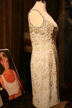 Diana's dress