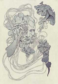 Succulent by James Jean *