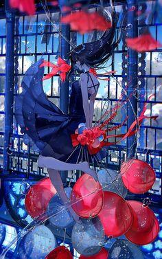 Beautiful Fantasy Art, Beautiful Anime Girl, Kawaii Anime Girl, Anime Art Girl, Pretty Art, Cute Art, Animes Wallpapers, Cute Wallpapers, Dream Art