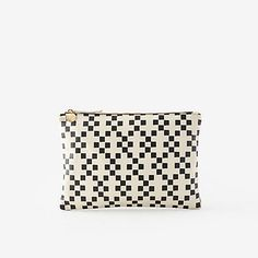 Flat Clutch by CLARE VIVIER