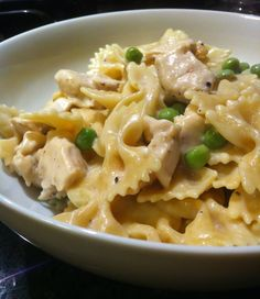 Easy Lemon Chicken Pasta