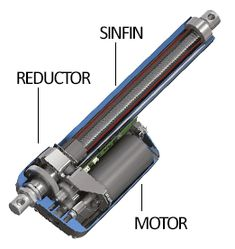 Robotics Engineering, Robotics Projects, Mechanical Engineering, Welding Projects, Arduino, Atuador Linear, Engraving Tools, Linear Actuator, 3d Cnc