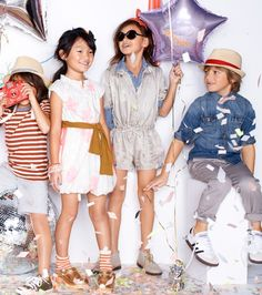 Crewcuts Spring 2011 - kids have it better