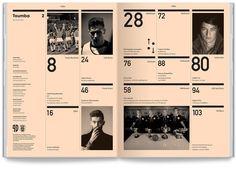 "Art direction and editorial design for the 2nd issue of the official PAOK FC Magazine ""Toumba"". Photography Contributors:Stratos KalafatisKostas AmoiridisNikos Ververidis"