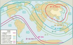 From Wikiwand: 东风-5型洲际弹道导弹