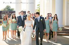 Wedding ~ Paris Mountain Photography Blog Wedding Group Photos, Mountain Photography, Bridesmaid Dresses, Wedding Dresses, Family Photos, Georgia, Atlanta, Sari, Blog