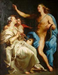 Apollon, la Métrique et la Musique
