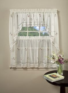 1000 Images About Kitchen Curtain Ideas On Pinterest