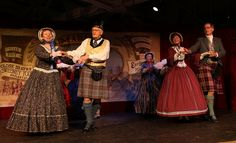 The Red Thistle Dancers: Scottish Dancing and Music