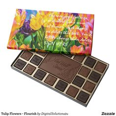 Tulip Flowers - Flourish Assorted Chocolates