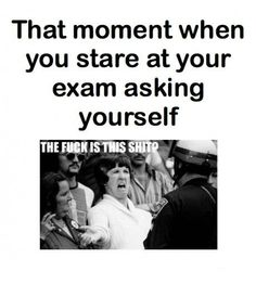 i had this moment today... multiple times lol