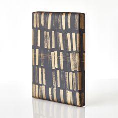 Gilded Gift Wrap // studio of Christine Wisnieski
