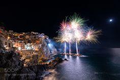 Fireworks by DeltaJimmy #landscape #travel